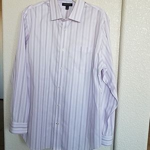 NWOT Banana Republic non-iron classic fit shirt L